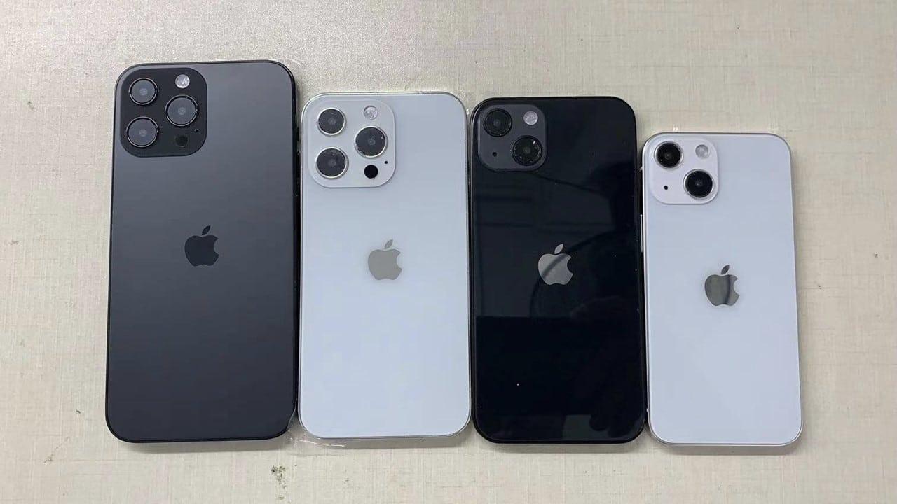iPhone 13 si mostra tramite mockup, ecco la posizione delle camere thumbnail