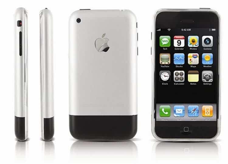 iphone primo venduto sul mercato-min