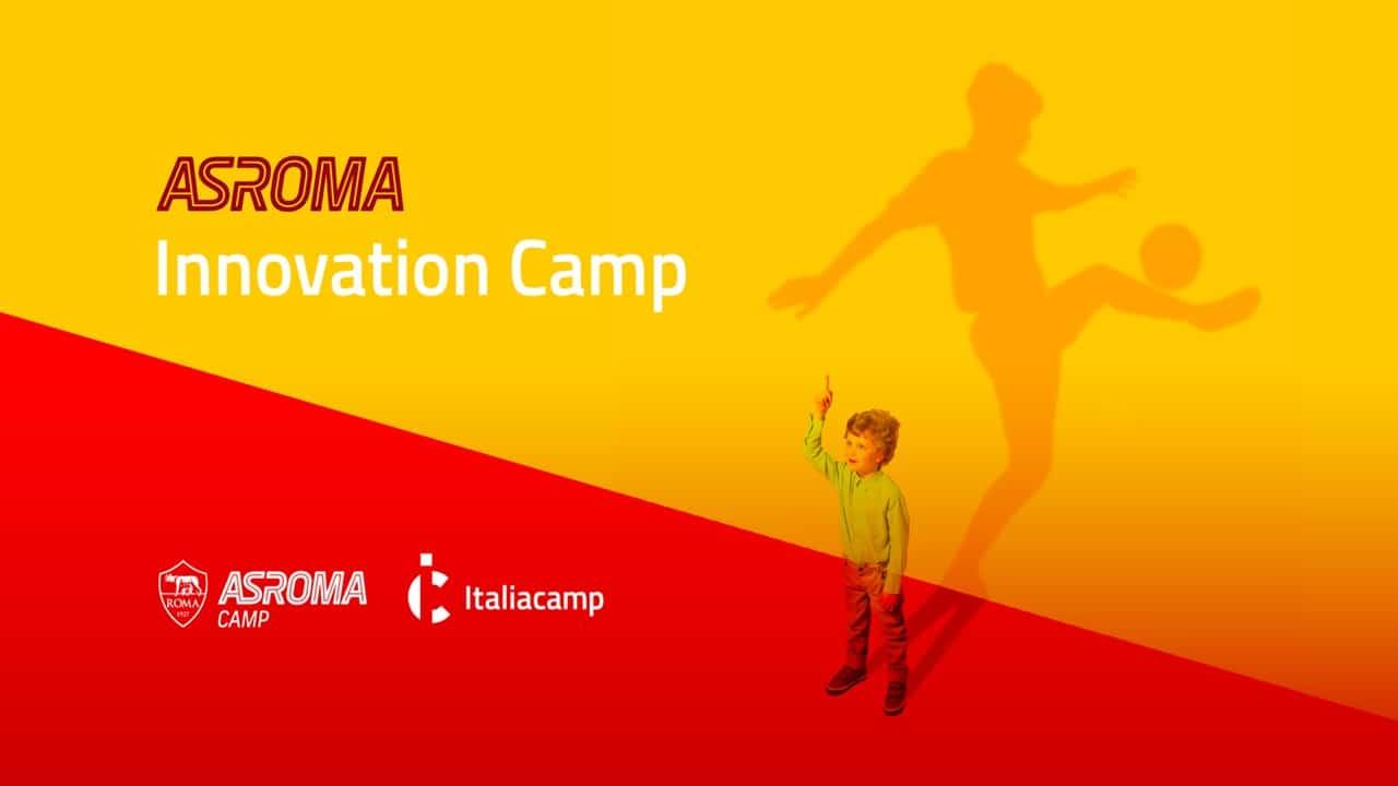 Italiacamp e A.S. Roma insieme per formare i giovani in sport e scienza thumbnail