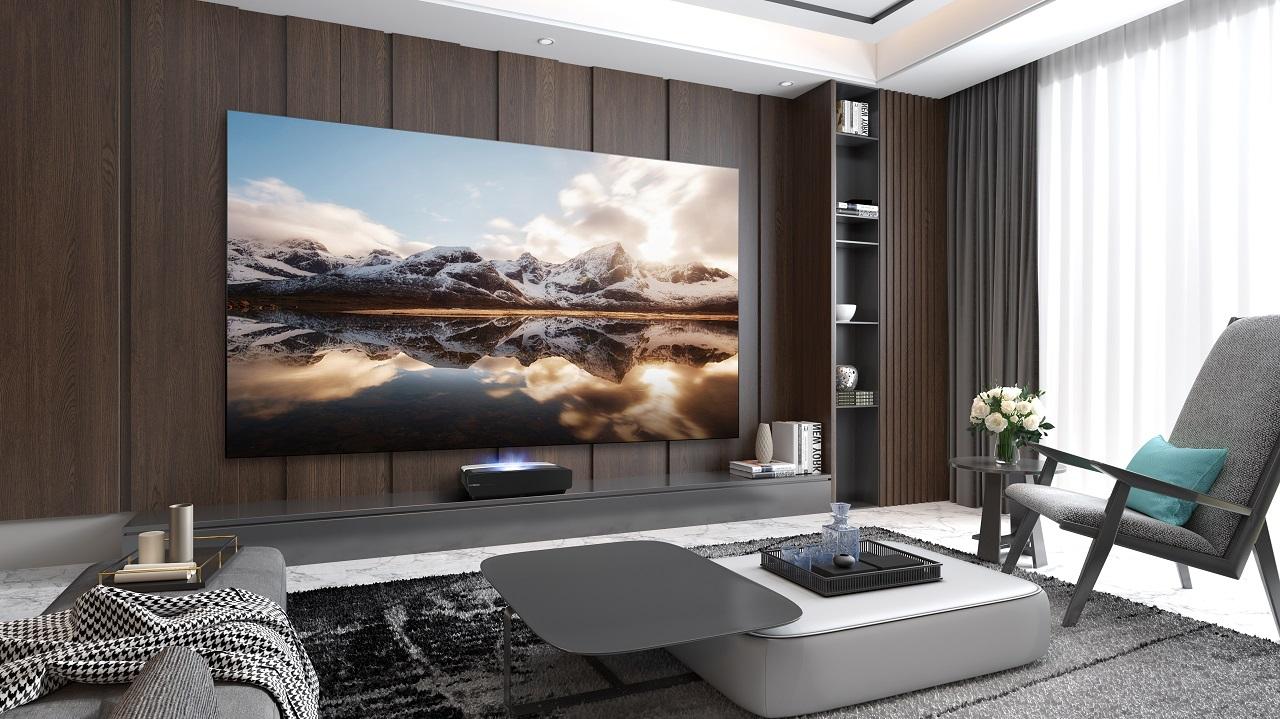 Laser TV da 120 pollici e le altre novità presentate da Hisense thumbnail