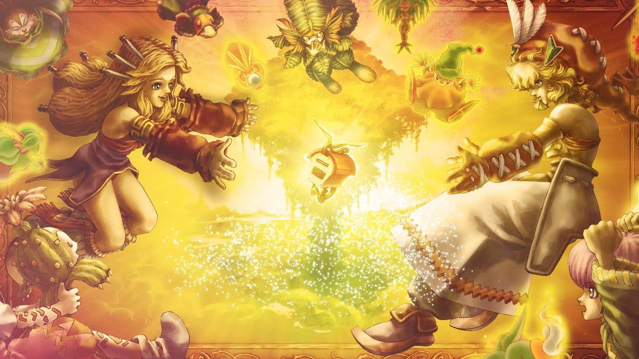 Legend of Mana è ufficialmente disponibile thumbnail