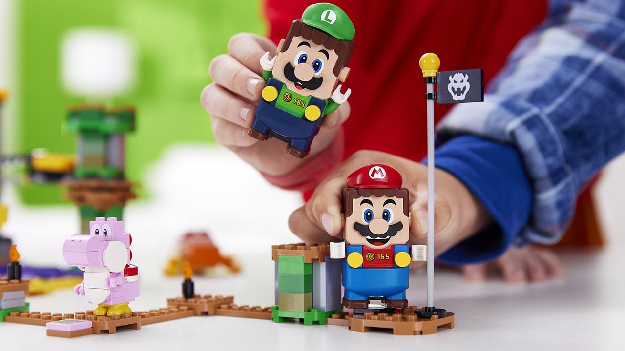 Svelato il set LEGO Super Mario dedicato a Luigi thumbnail