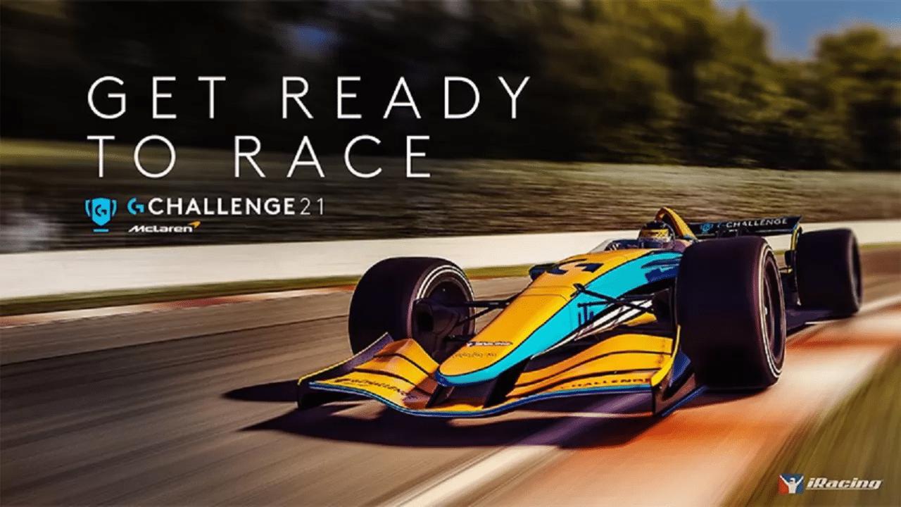Logitech McLaren G Challenge: annunciate le date del 2021 thumbnail