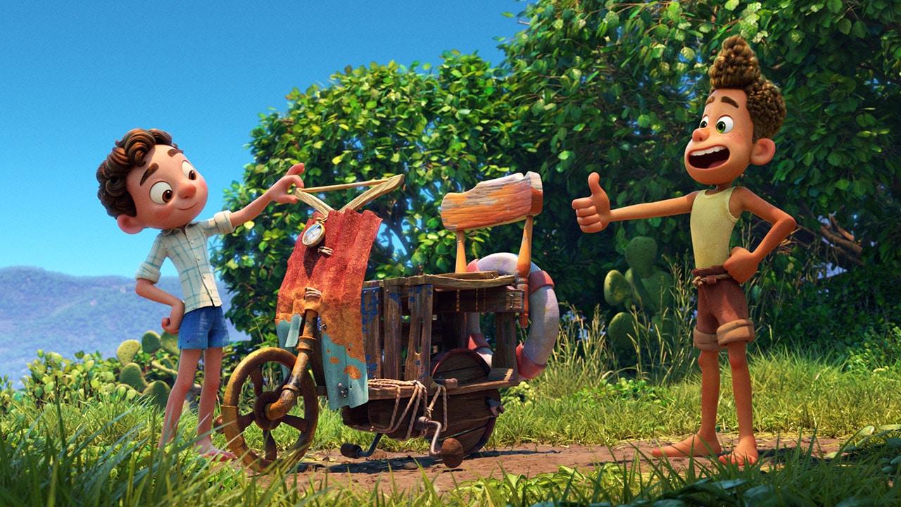 Luca, il nuovo film Pixar è un omaggio all'Italia thumbnail