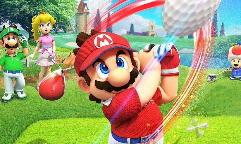 mario golf super rush nintendo direct annunci 2021