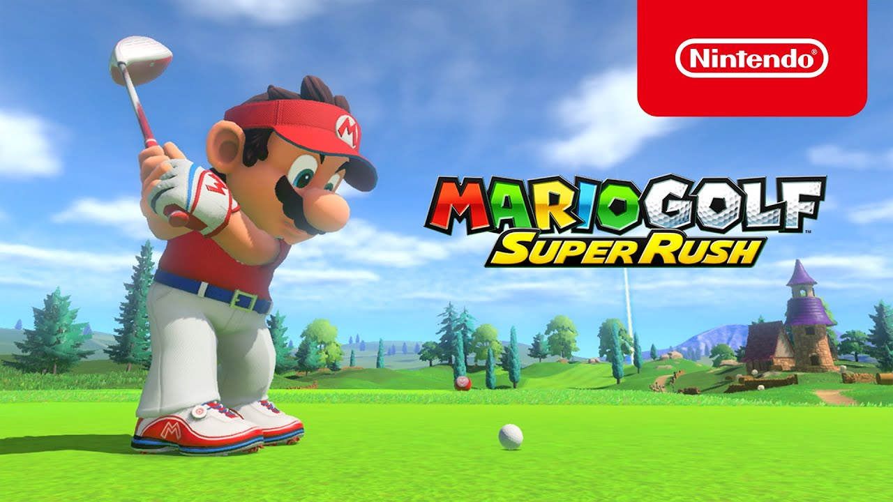 Mario Golf Super Rush è disponibile: il golf come non l'avete mai visto thumbnail