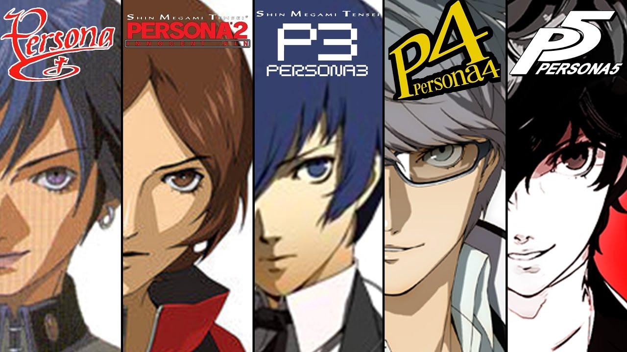 Serie Persona da record: 15 milioni di copie vendute totali thumbnail