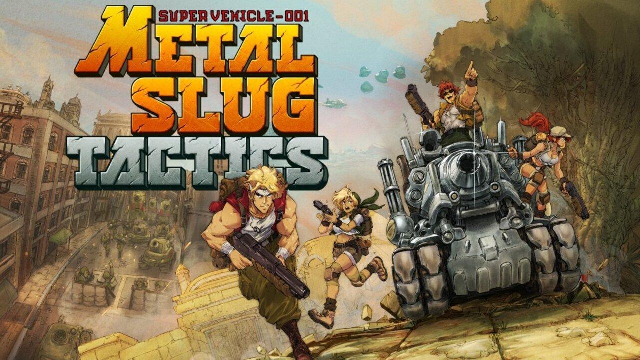 Metal Slug Tactics: il franchise torna in un RPG a turni thumbnail