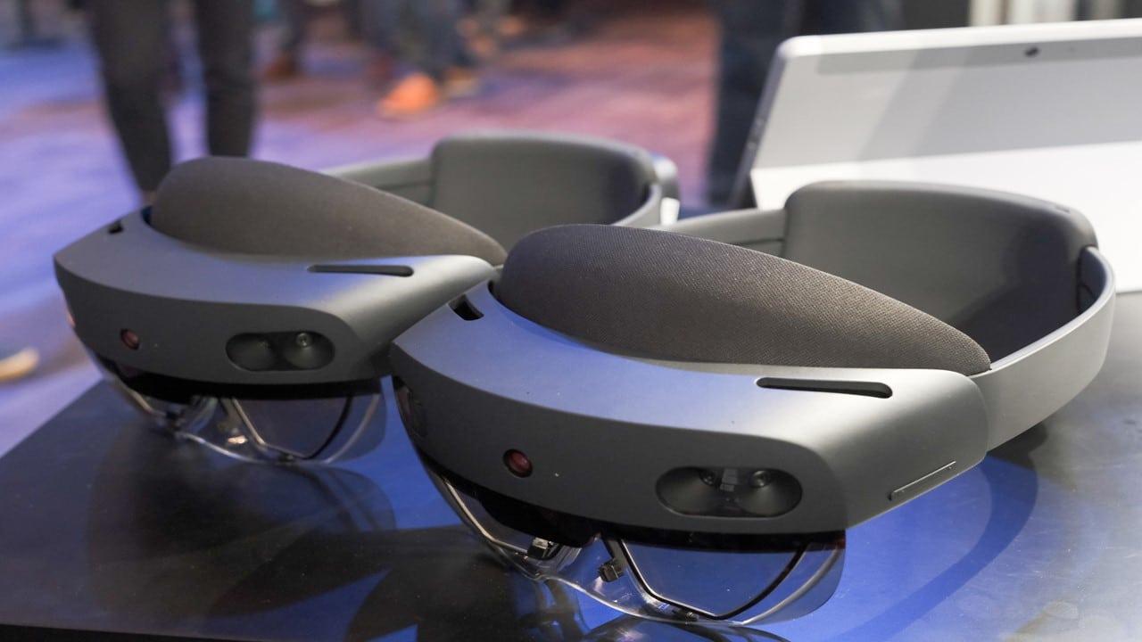 Microsoft Hololens 2 arriva in Italia thumbnail