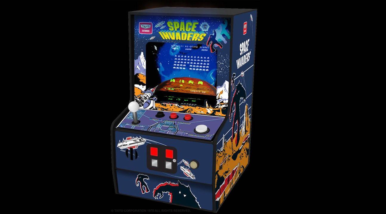La moda dei mini cabinet, gli arcade in miniatura thumbnail