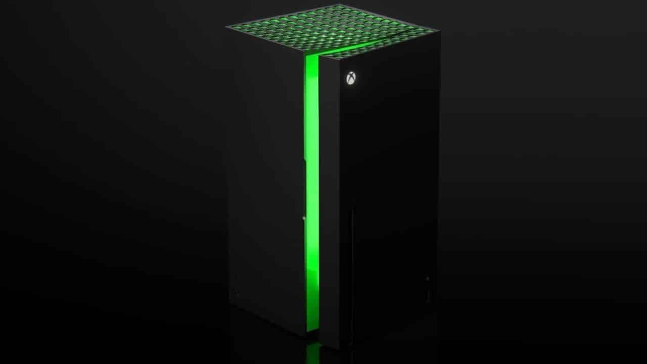 Arriva il nuovo mini frigo ispirato a Xbox thumbnail