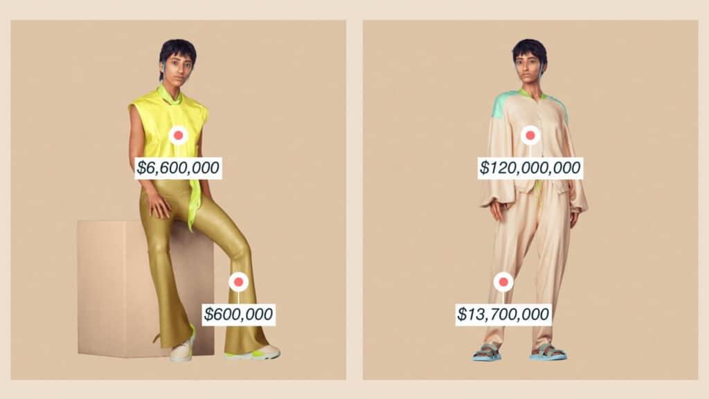 moda sostenibile billion dollar collection