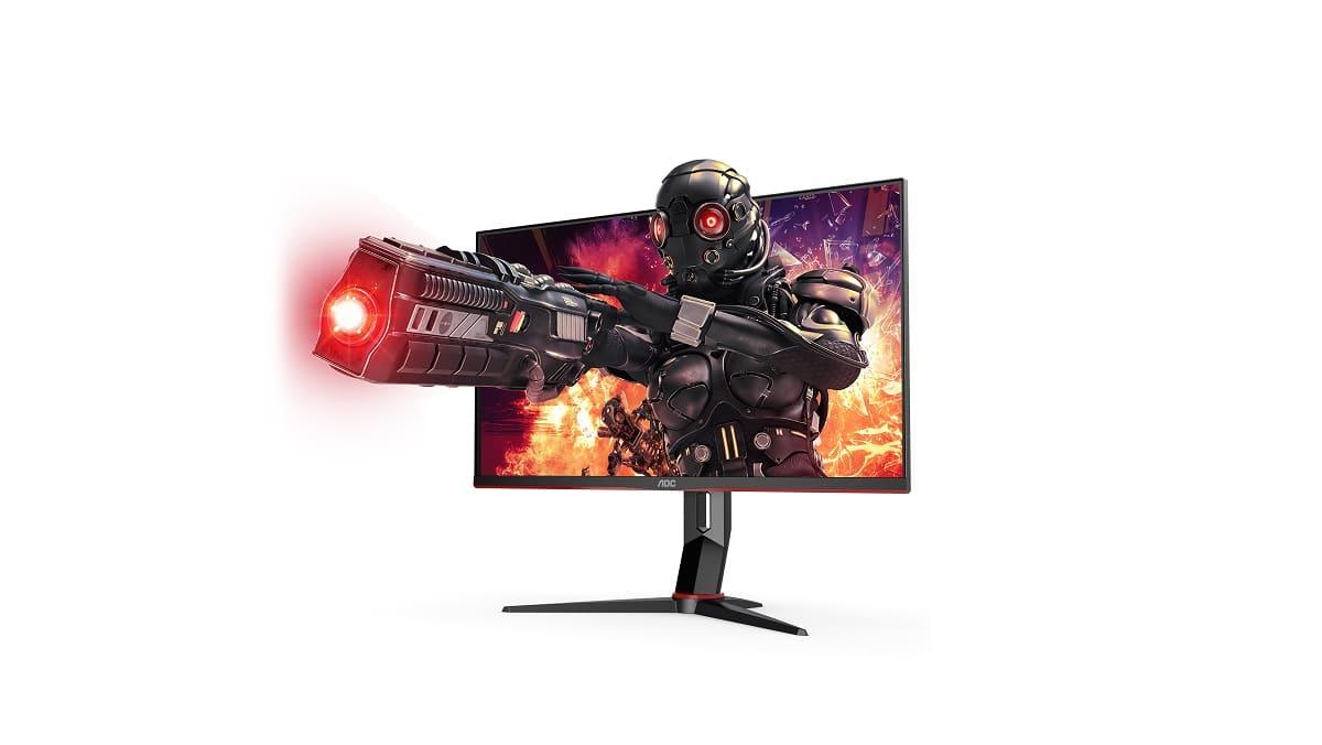 AOC presenta un nuovo monitor 4K con refresh rate da 144 Hz thumbnail