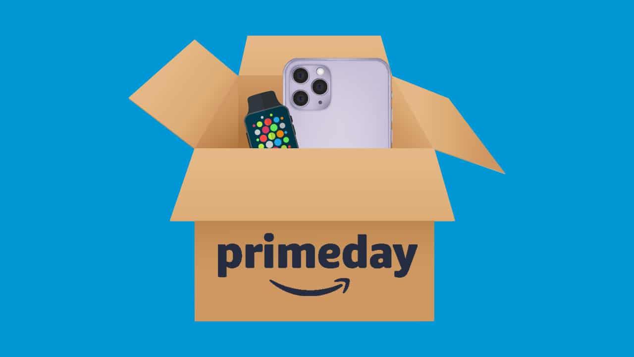 Le offerte Apple top dei Prime Day Amazon thumbnail