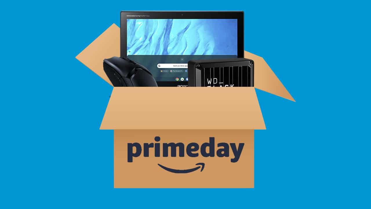 Le offerte su notebook e accessori dell'Amazon Prime Day 2021 thumbnail