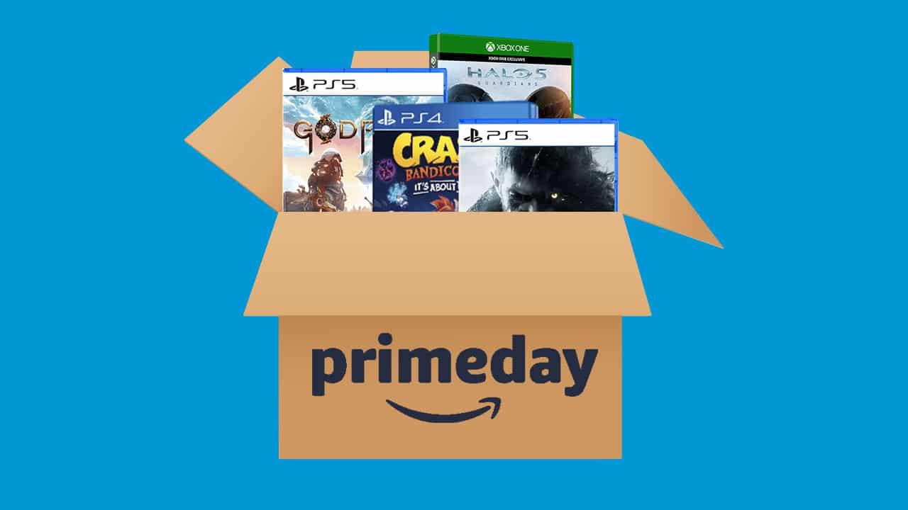 Le offerte videogiochi per l'Amazon Prime Day 2021: ecco i titoli in sconto thumbnail
