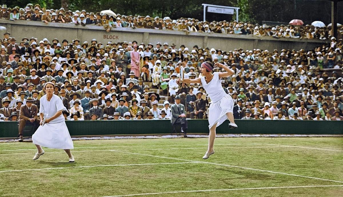 OPPO celebra il ritorno di Wimbledon con il progetto Courting the Colour thumbnail