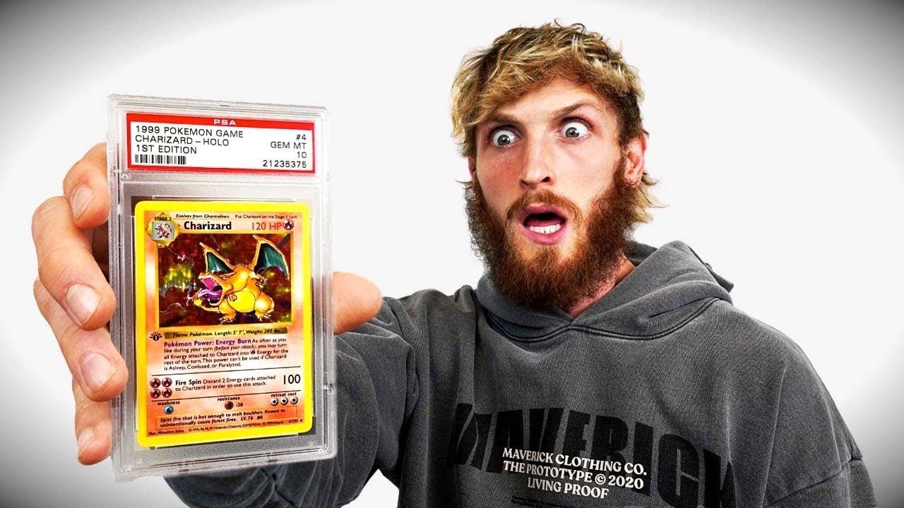 Paul Logan e la carta di Charizard da un milione di dollari thumbnail