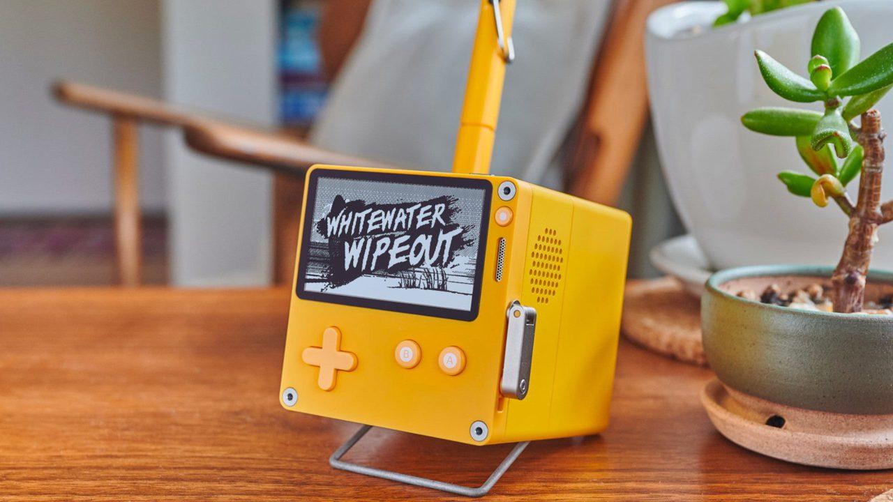 Tutto quello che dovete sapere su Playdate, la più attesa console a manovella thumbnail