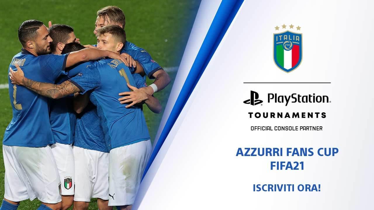 PlayStation è la console ufficiale della Nazionale Italiana di calcio thumbnail