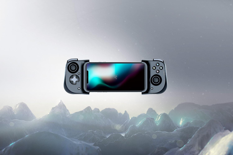 Disponibile il nuovo controller Razer Kishi dedicato agli iPhone thumbnail