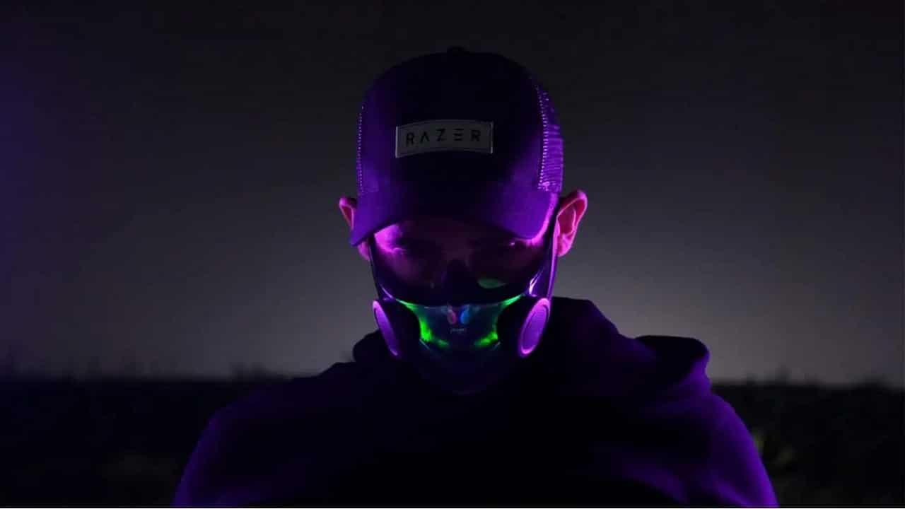 Project Hazel: la mascherina di Razer sta per arrivare thumbnail