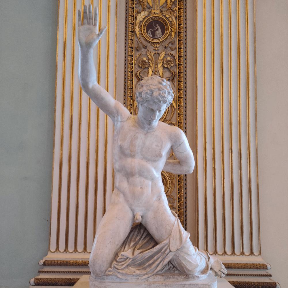 realme-GT-5G-statua
