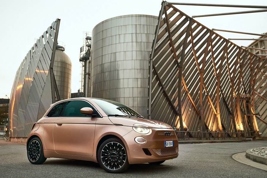 restyling FIAT 500 3+1