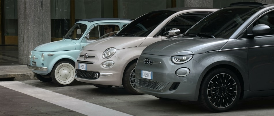 restyling FIAT 500