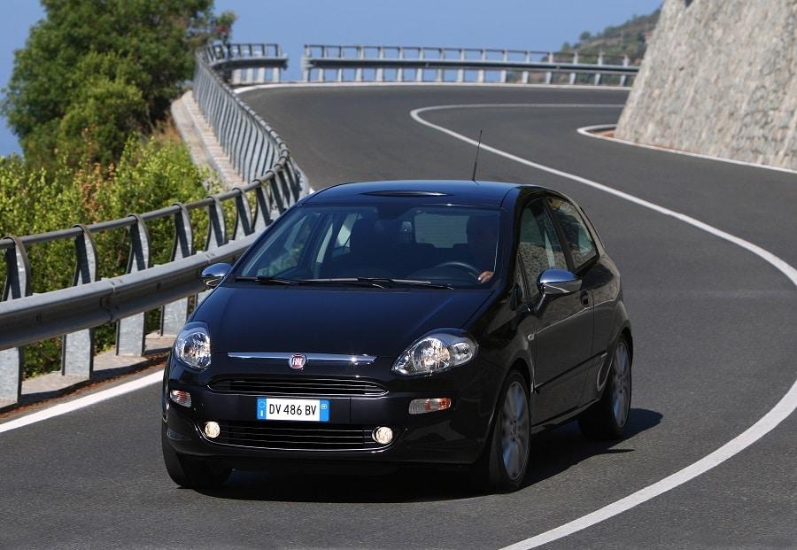restyling FIAT Punto Evo