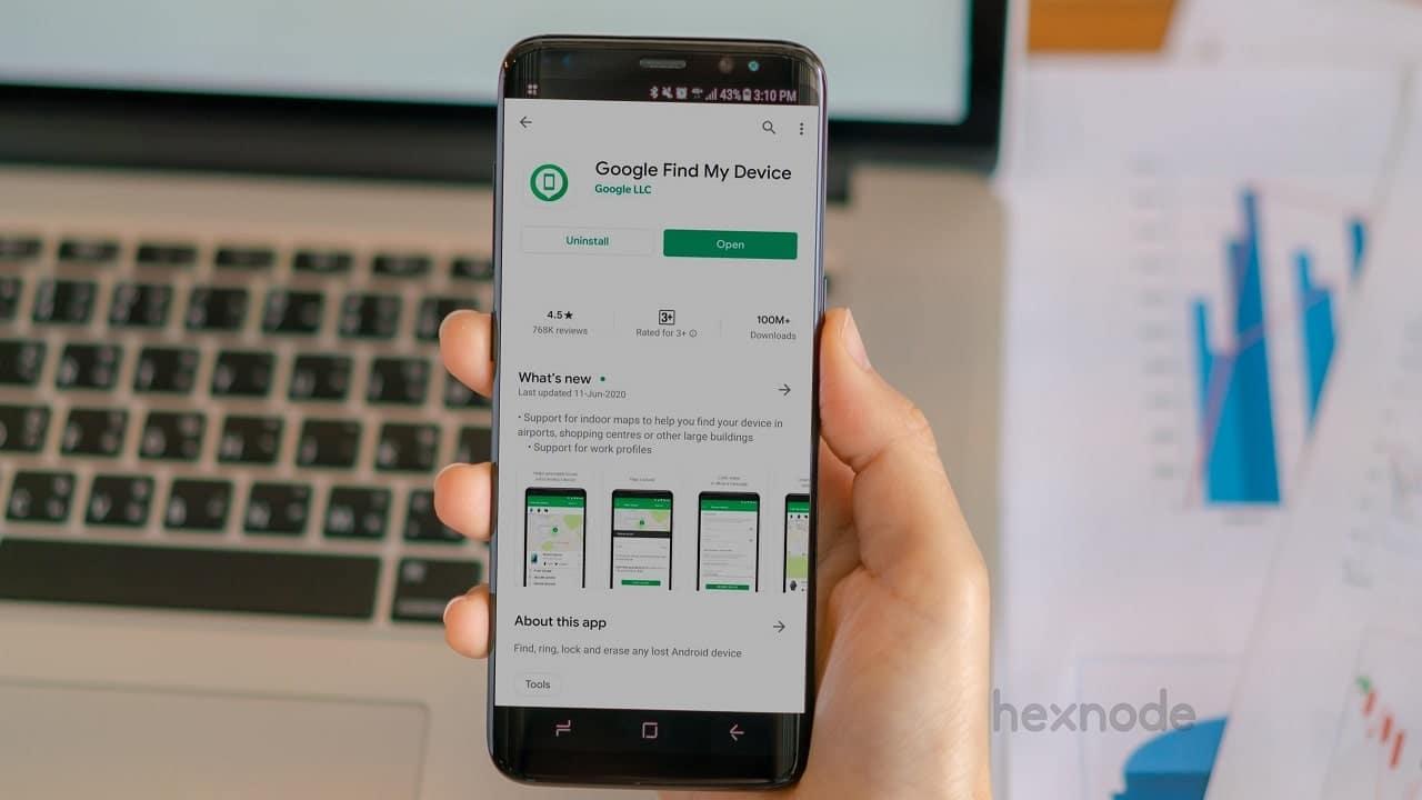 """Android: in arrivo una rete """"Dov'è"""" come quella Apple thumbnail"""