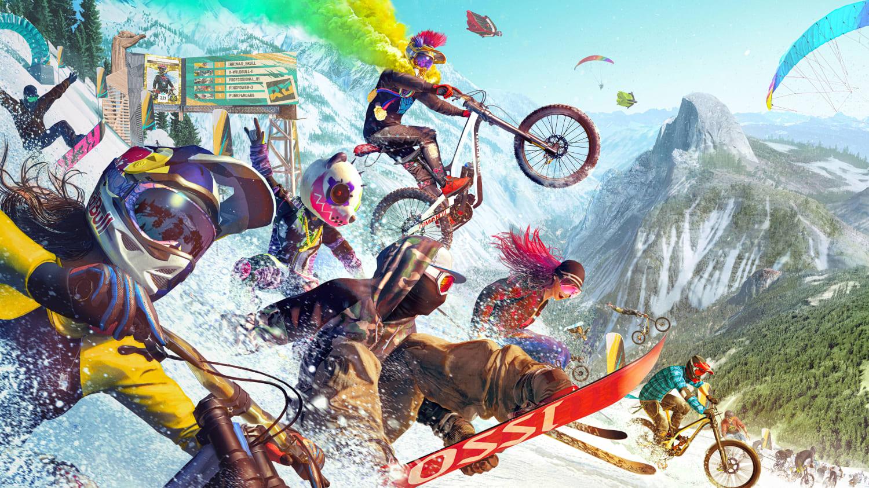 Riders Republic, tutte le anticipazioni sul nuovo gioco multiplayer di sport estremi thumbnail