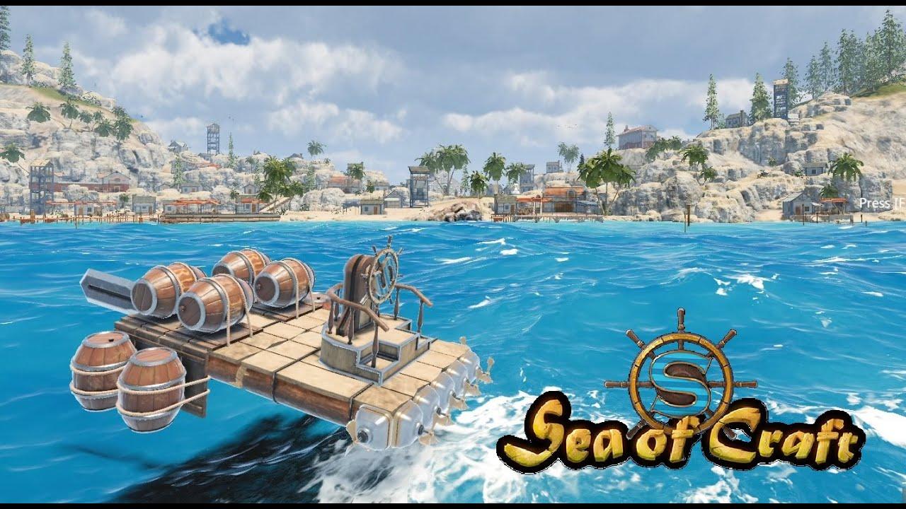 Sea of Craft: pronti a salpare per i sette mari thumbnail