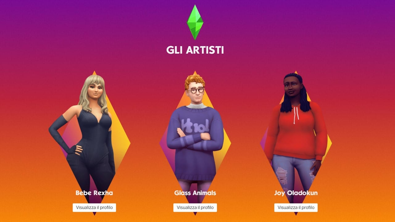 The Sims 4, il festival musicale in-game Sims Session con Bebe Rexha thumbnail