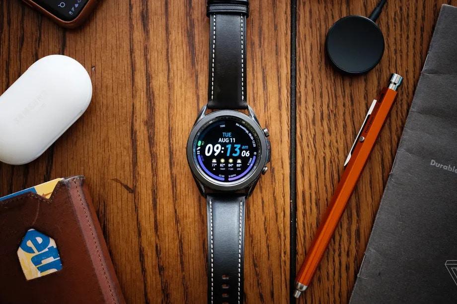 MWC Samsung smartwatch