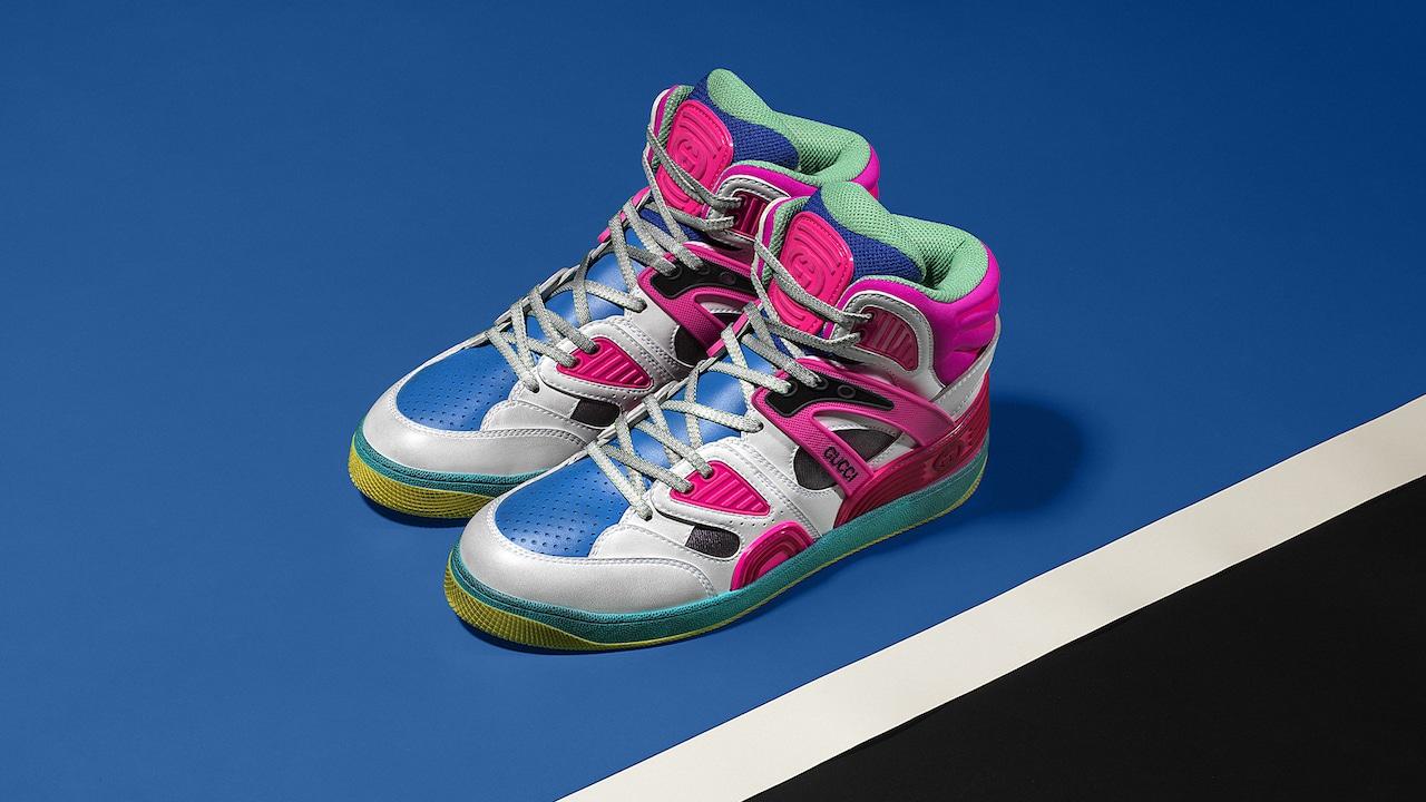 Le nuove sneakers di Gucci sono ecosostenibili thumbnail