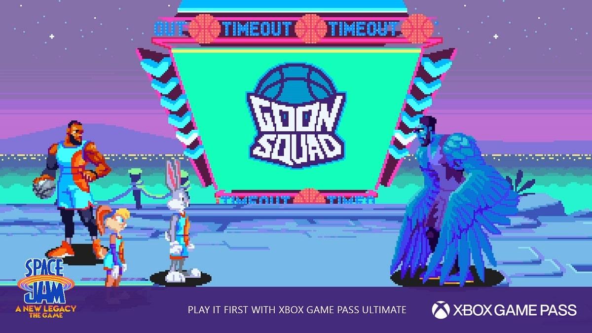 Xbox e Warner Bros presentano Space Jam: New Legends thumbnail