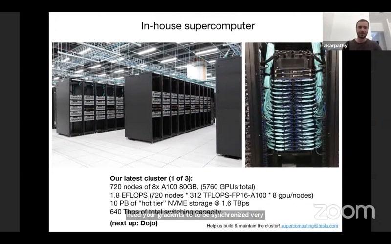 supercomputer tesla videocamera-min