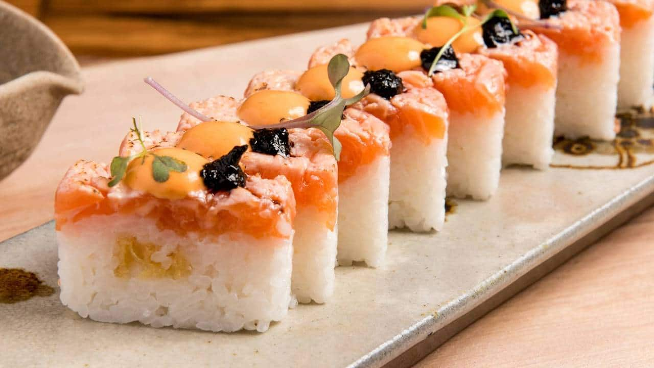 Quanto piace il sushi in Italia thumbnail