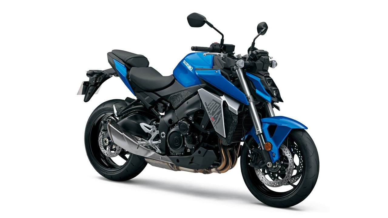 """Suzuki svela la nuova """"Beauty and Excitement"""", la GSX-S950 thumbnail"""
