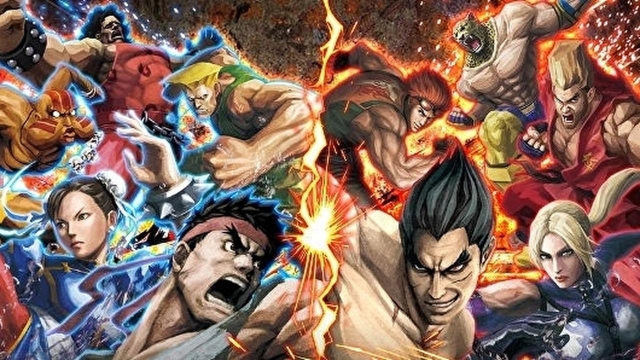 Tekken x Street Fighter: Il crossover non è stato cancellato thumbnail