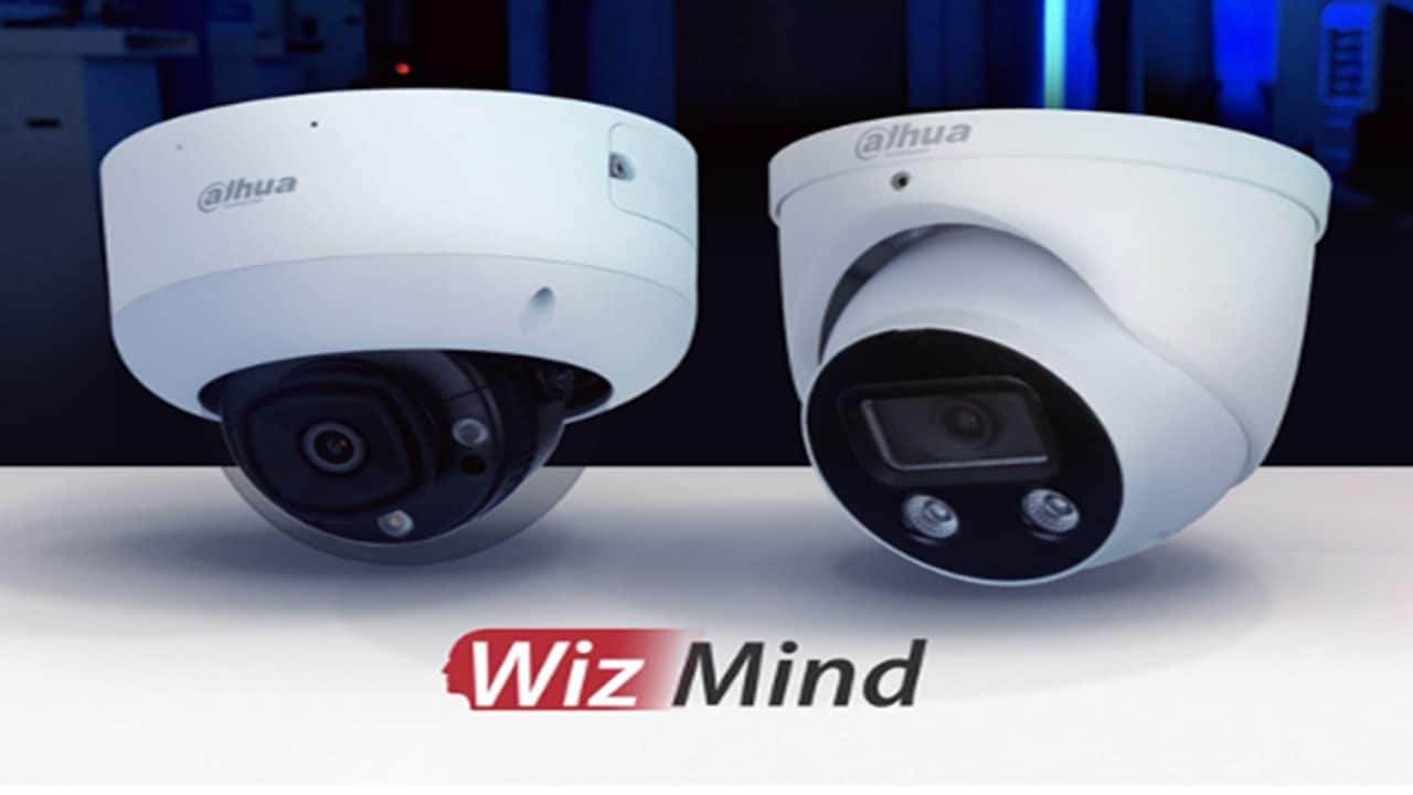 Dahua Technology lancia le telecamere IP della serie WizMind thumbnail