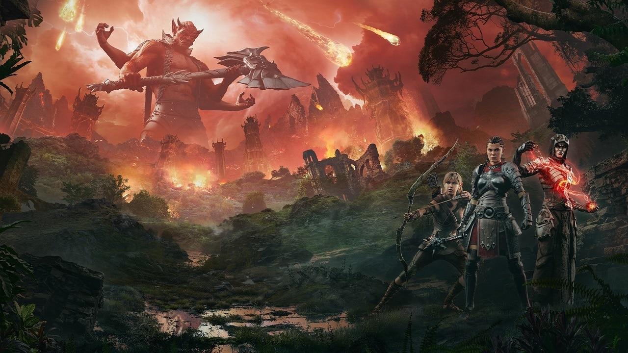 L'Oblivion ritorna a Tamriel thumbnail