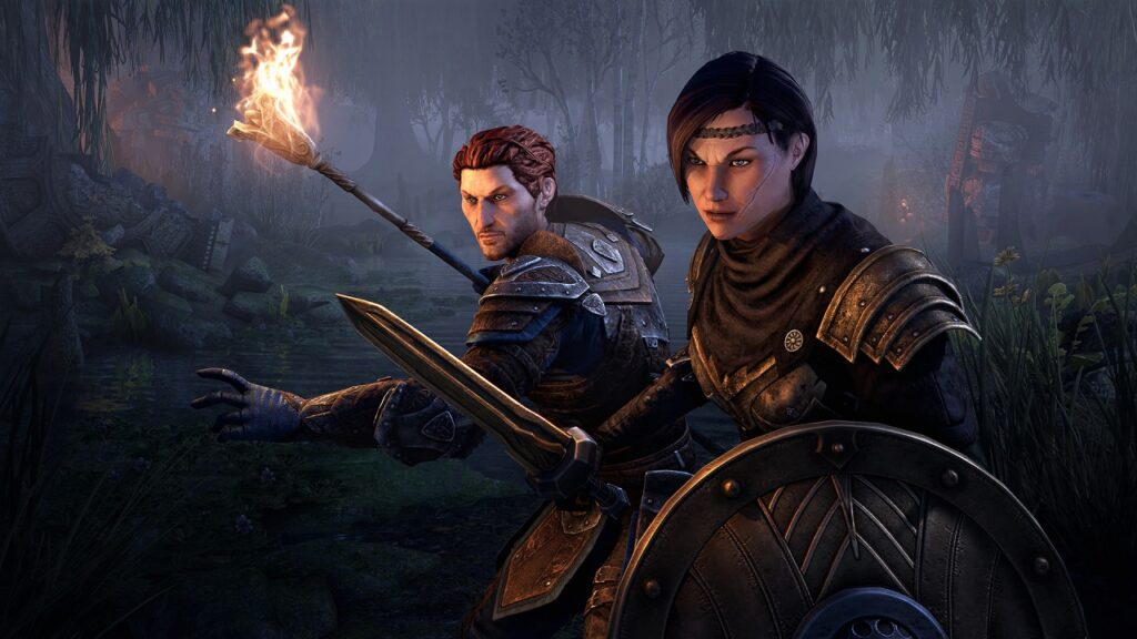 The Elder Scrolls Online Blackwood Recensione