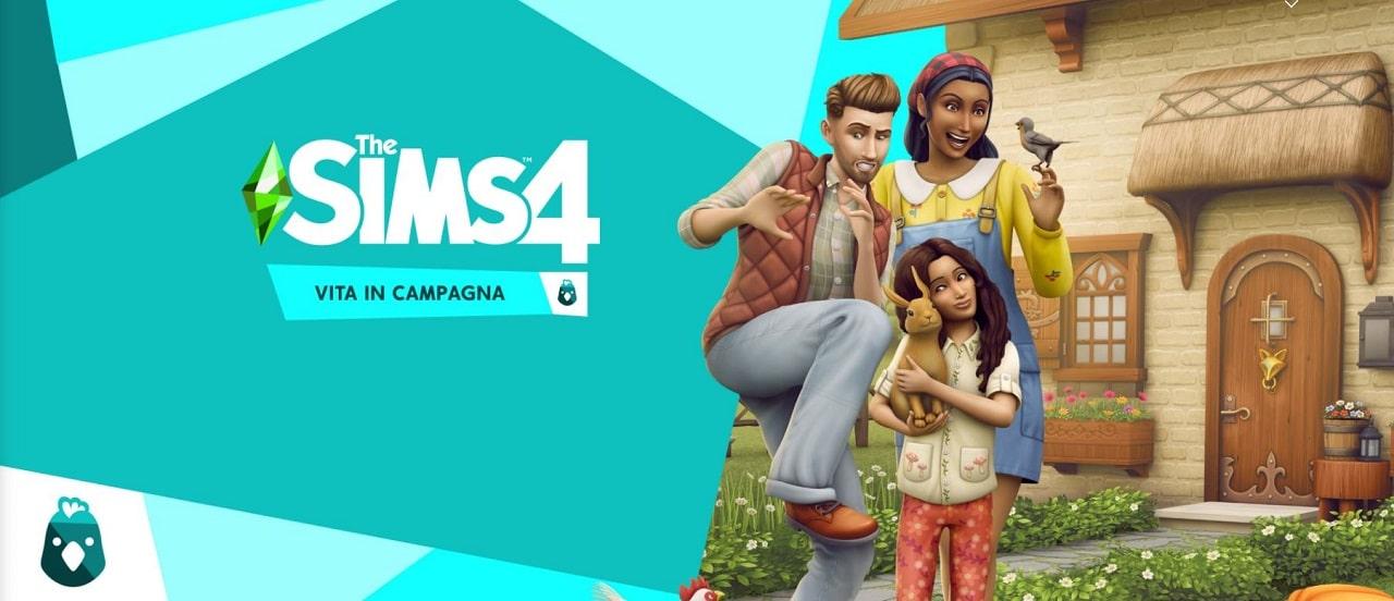 Annunciata la nuova espansione di The Sims 4 Vita in Campagna thumbnail