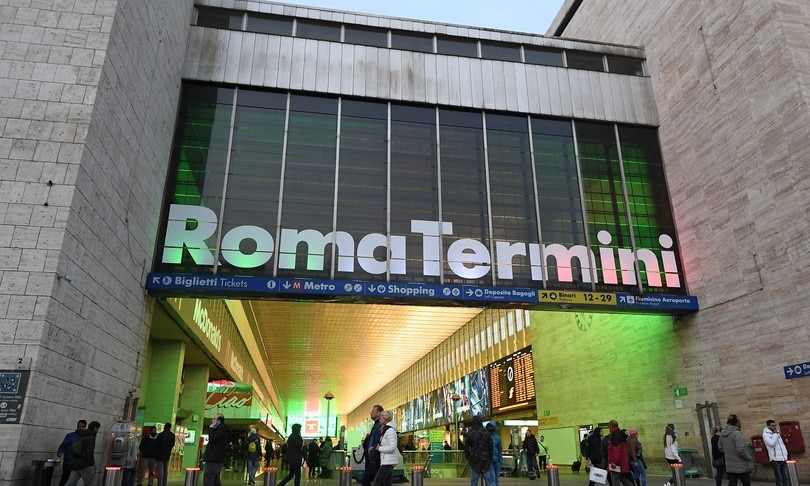 torino-roma aereo treno Roma Termini