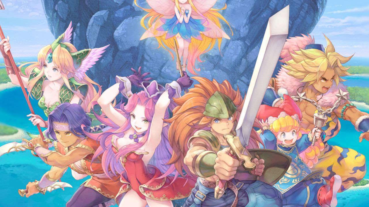 Square Enix: in sviluppo nuovo gioco della serie Mana thumbnail