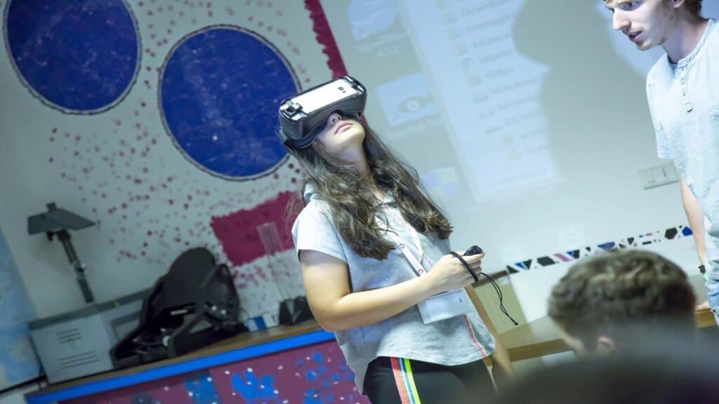 visori virtuali italiacamp