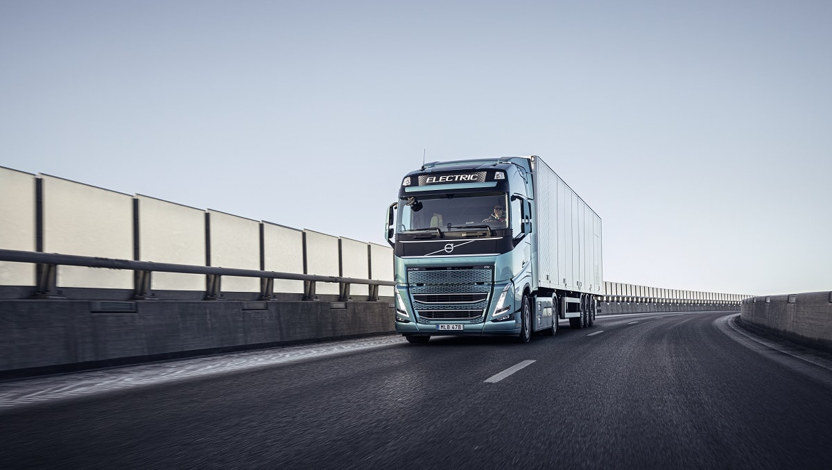 Volvo Trucks: tecnologie di nuova generazione per l'elettrificazione thumbnail