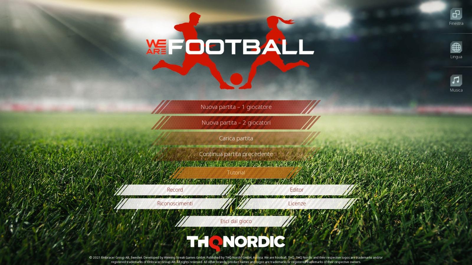 La recensione di We are Football: ecco il nuovo manageriale thumbnail